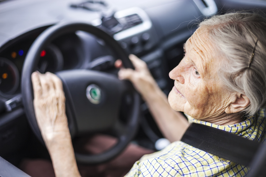How to stop elderly parents from driving