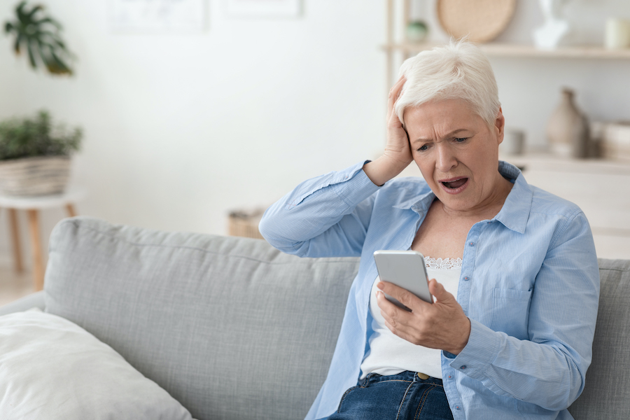 Most prevalent scams on the elderly