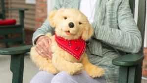 Therapy pets for alzheimer patients