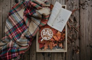 Fall activities for Seniors - Reading